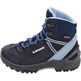 Lowa Arco GTX Mid Shoes Junior navy/light blue
